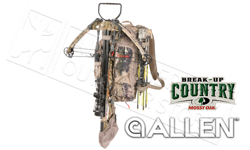 Allen Dyad Crossover Pack for Crossbows, Mossy Oak Break-Up Country Camo #19178