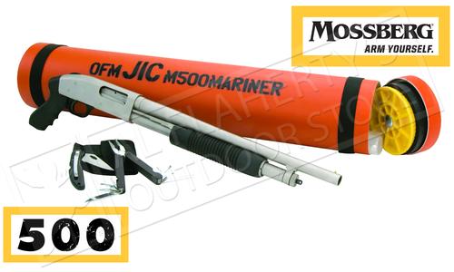 "Mossberg 500 JIC Mariner, 12 Gauge, 18.5"" Barrel, 3"" Chamber #52340"