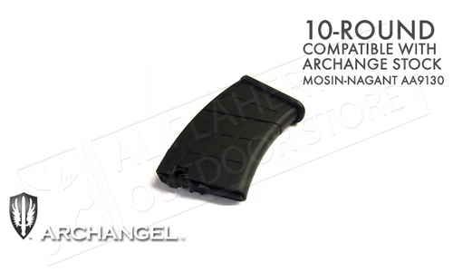 Archangel Detachable 10-Round Magazine for the Mosin Nagant