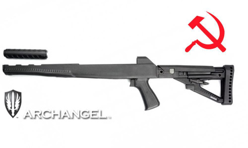 Archangel AASKS Composite Stock for SKS Rifles