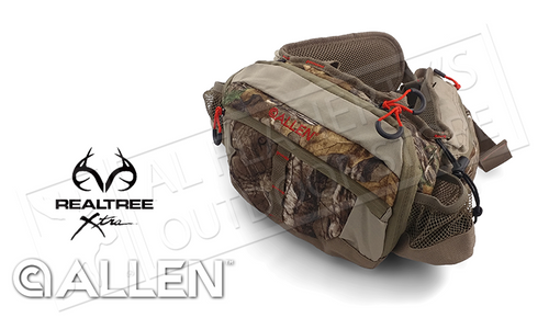 Allen Excursion Waist Pack in Realtree Xtra Camo, 350 cu in Capacity #19387