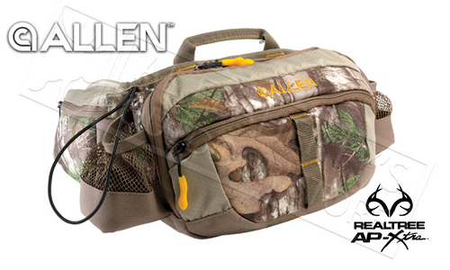 """Allen Excursion Waist Pack, Realtree Xtra Adjustable to 52"""" #19389"""