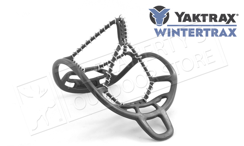 YakTrax WinterTrax Slip-On Ice Cleats - One Size Fits Most #8320