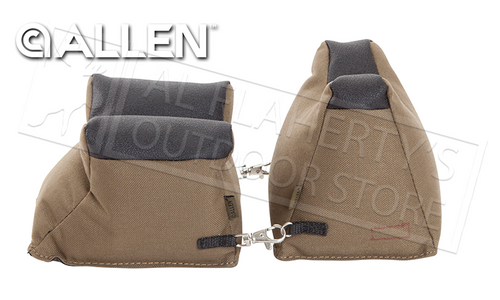 Allen Filled Front and Rear Shooter's Rest #1830