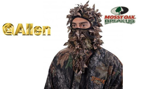 Allen Intruder Leafy Head Net Mossy Oak Break-Up #17573