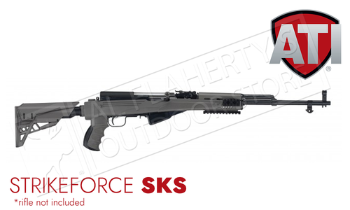 ATI Strikeforce SKS Folding Stock - Destroyer Gray #B.2.40.1232
