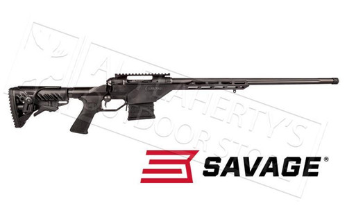 "SAVAGE 10 BA STEALTH 308/20"" BARREL OR 6.5 CREEDMORE 24"" BARREL"