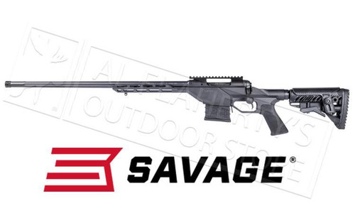 SAVAGE RIFLE 10 BA STEALTH LH