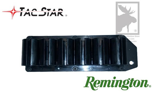 TACSTAR SIDESADDLE SHOTSHELL CARRIER FOR REMINGTON, 6-SHOT #1081157