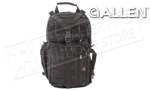 Allen Lite Force Tactical Sling Pack, Black 20L #10854