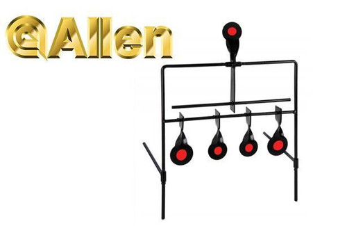 Allen Metal Resetting Silhouette Target #1528