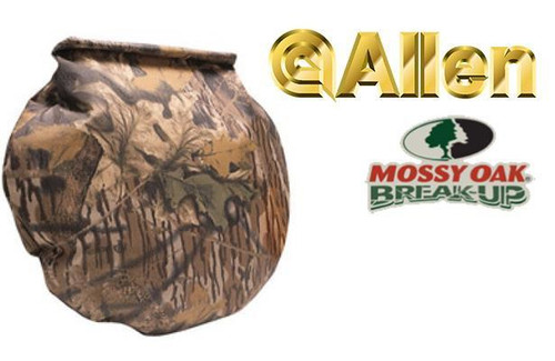 Allen Nylon Seat in Mossy Oak Break-Up #107