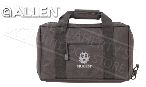 Allen Ruger Double Handgun Case #27959