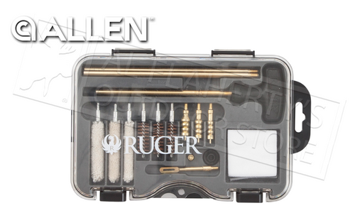 Allen Ruger Universal Handgun Cleaning Kit #27836