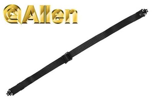 Allen Slide & Lock Web Sling with Swivels #8451