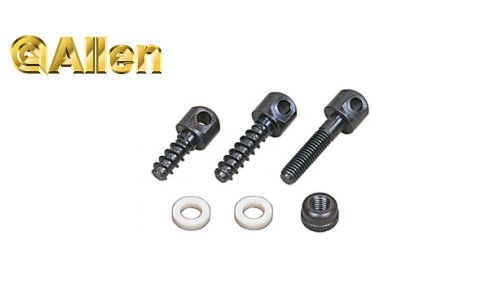 Allen Sling Swivel Mounting Hardware for Bolt Action Rifles #14424