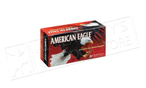 Federal American Eagle 44 Rem Magnum, 240 Grains Jacketed Hollow Point, Box of 50 #AE44A