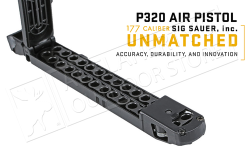 SIG Sauer Air Pistol P320 .177 Caliber #SIGCAIRP320177