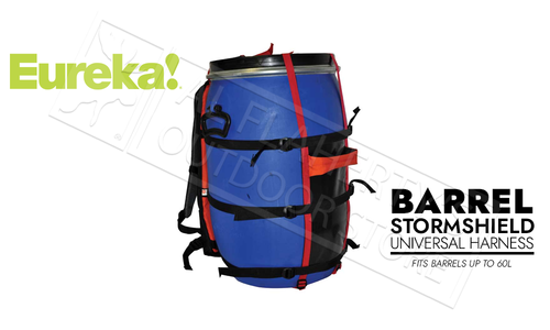 Eureka Stormshield Barrel Universal Harness Backpack #2599105