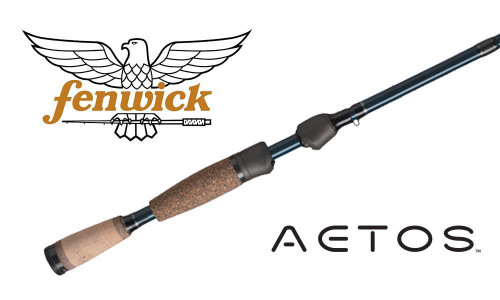 "FENWICK AETOS ICE FISHING ROD, 28"", 2-6 LB. LINE"