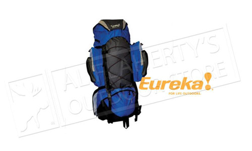 EUREKA PACK GETAWAY 63 L BLUE/GREY/BLACK #2599175