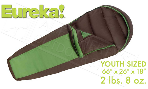 half off 1e66f 347a8 Eureka Grasshopper Youth 66