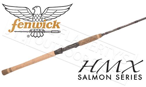 "Fenwick HMX Spinning Salmon Drift Rods, 8'6"" to 12'6"" Models"