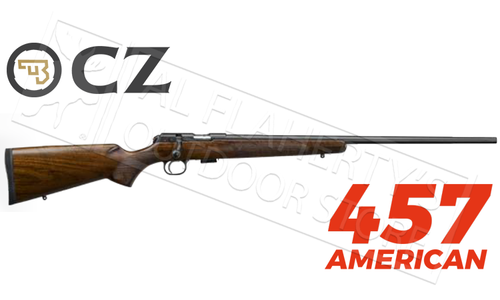CZ 457 American Rimfire Rifle - Various Calibers