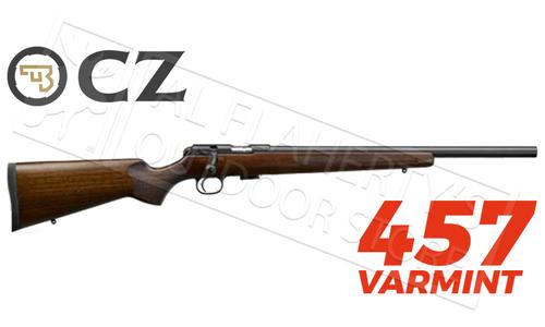 CZ 457 Varmint Rimfire Rifle - Various Calibers