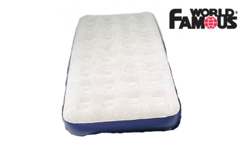 WORLD FAMOUS SINGLE AIR MATTRESS #7888