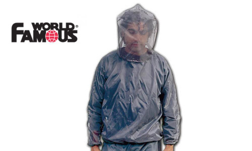 WORLD FAMOUS BUG PACKER JACKET, MEDIUM TO EXTRA-LARGE #3070