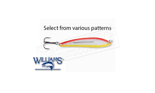 "Williams Whitefish Size 70, 4-1/4"", 3/4 oz. #C70"