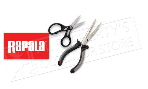 RAPALA PLIERS AND SCISSORS COMBO