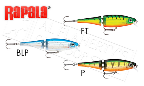 "RAPALA BX SWIMMER - BXS12 - 4-3/4"" 3/4 OZ, 4'-6' DEPTH"