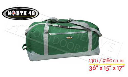NORTH 49 TRAVEL DUFFLE BAG, 130L CAPACITY #1576