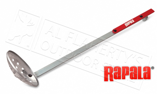 RAPALA METAL ICE SKIMMER WITH ICE CHIPPER