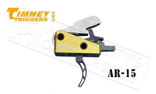 TIMNEY TRIGGERS AR-15 SKELETONIZED 3LB SMALL PIN TRIGGER #661-S