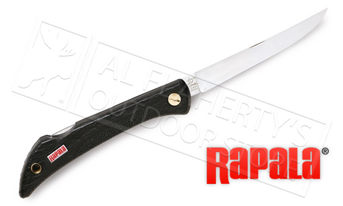 RAPALA FISHING & CAMPING FOLDING KNIFE