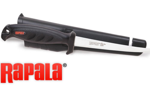 RAPALA DELUXE FALCON FILLET KNIFE, 6""