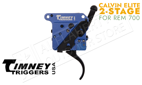 Timney Triggers Calvin Elite 2-STage Remington 700 #532CE