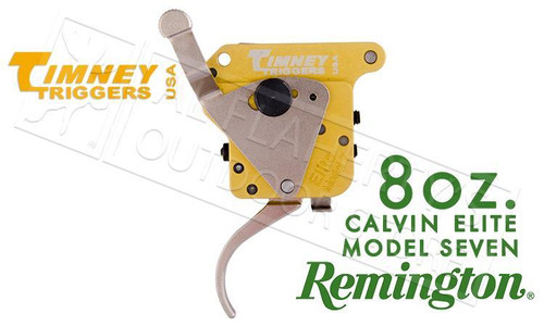 TIMNEY TRIGGERS CALVIN ELITE REMINGTON MODEL SEVEN REPLACEMENT, 8 OZ. #521CEST16