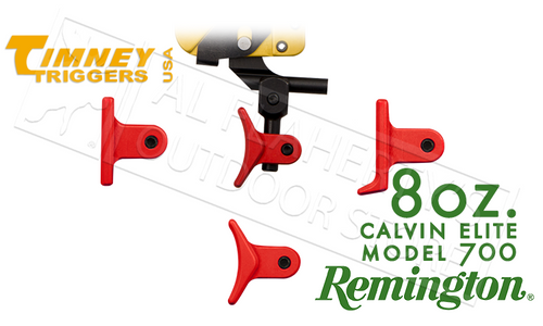Timney Triggers Calvin Elite Remington Model 700 Replacement, 8 oz  #520CEA