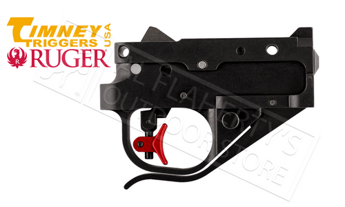 TIMNEY CALVIN ELITE RUGER 10/22 REPLACEMENT TRIGGER #1022CE
