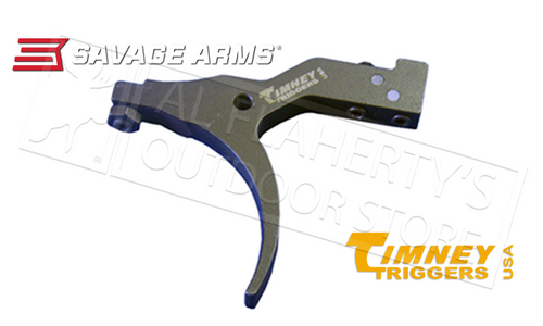 TIMNEY TRIGGERS SAVAGE EDGE/AXIS BLACK #633
