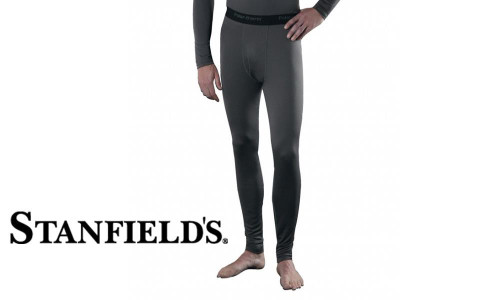 STANFIELD'S PERFORMANCE BIOTHERMAL LONG JOHNS #4974