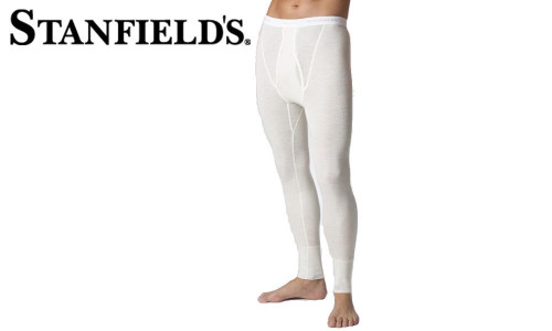 STANFIELD'S SUPERWASH WOOL LONG JOHNS #4312