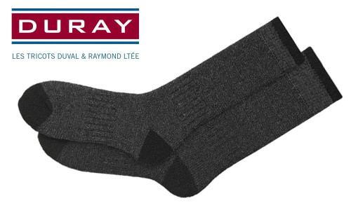DURAY HIGH TECH THERMAL SOCK, LARGE #4264