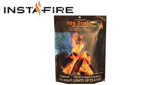 INSTAFIRE FIRE STARTER, 3 PACK #2382