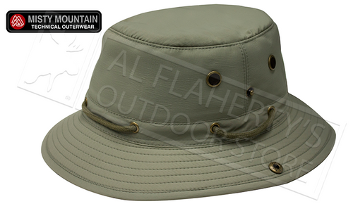 MISTY MOUNTAIN BUCKET HAT, M/L/XL #5117