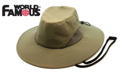WORLD FAMOUS PADDLER'S HAT, M-XL #5118